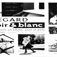 Le Regard en Noir & Blanc d'Anne-Laure Jacquart aux éditions Eyrolles