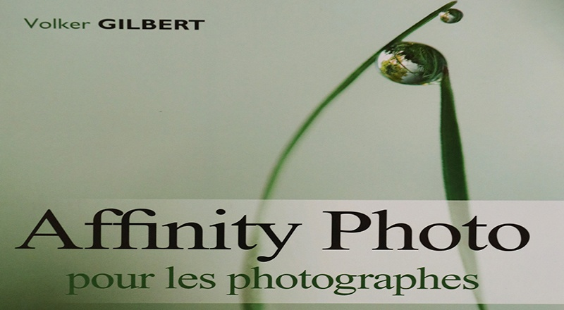 Livre Affinity Photo