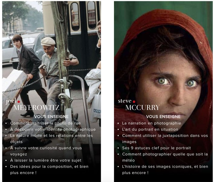 Joel Meyerowitz & Steve McCurry