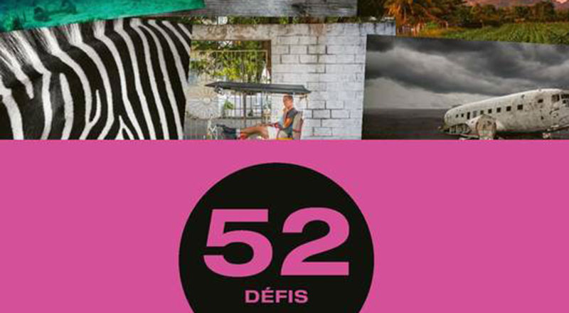 """Collection """"52 défis"""""""