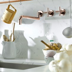 Gold Kitchen Faucet Anti Fatigue Mats Is The New Standard In Finishes Revuu Luxury Dornbracht Cyprum Search For Excellence