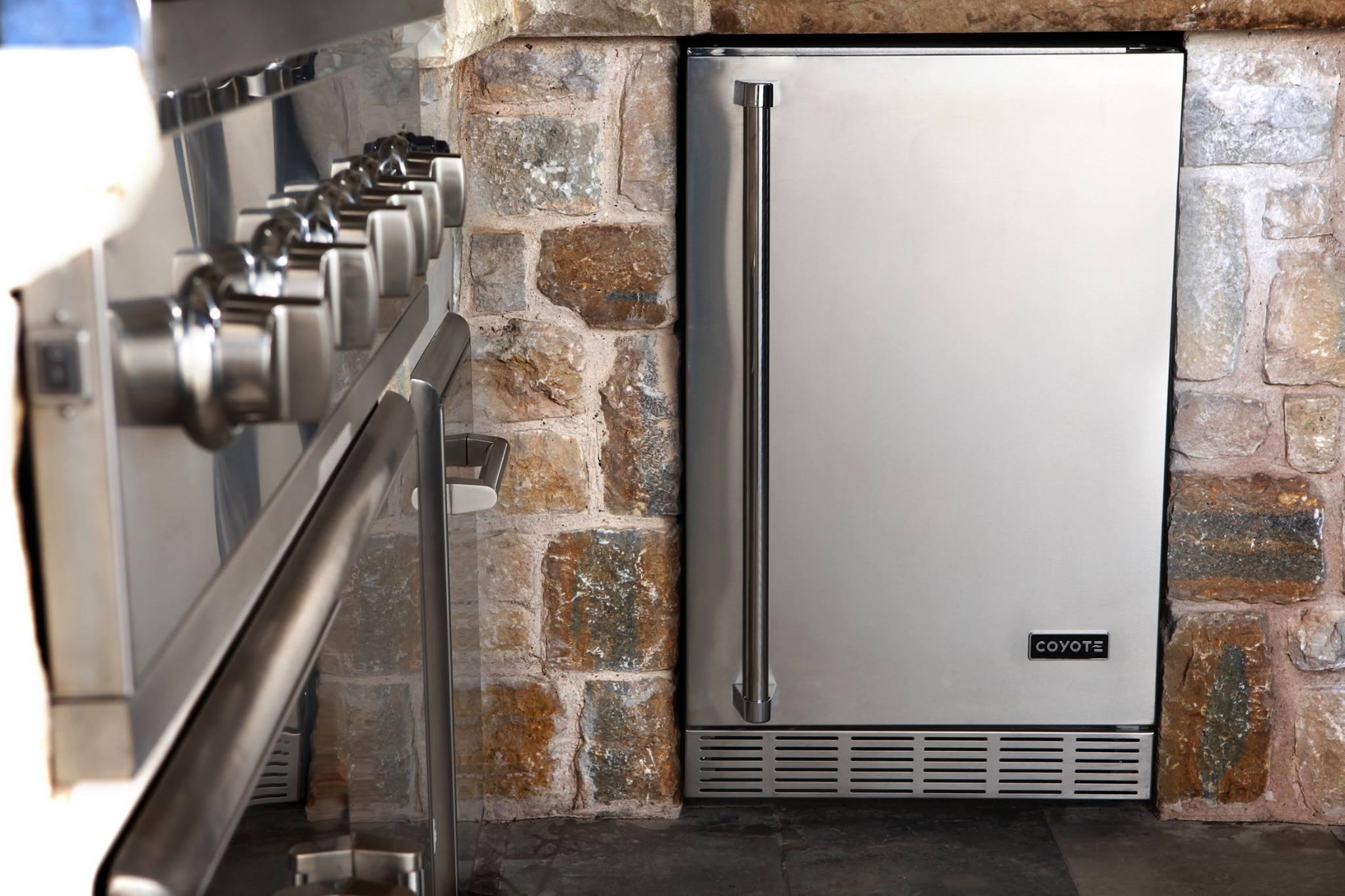undercounter kitchen sink corner sinks outdoor appliances: must-haves for your next ...