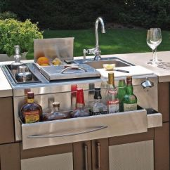 Danver Outdoor Kitchens Kids Play Kitchen Sets Appliances Must Haves For Your Next Party Cocktail Station Revuu Search Excellence In Luxury