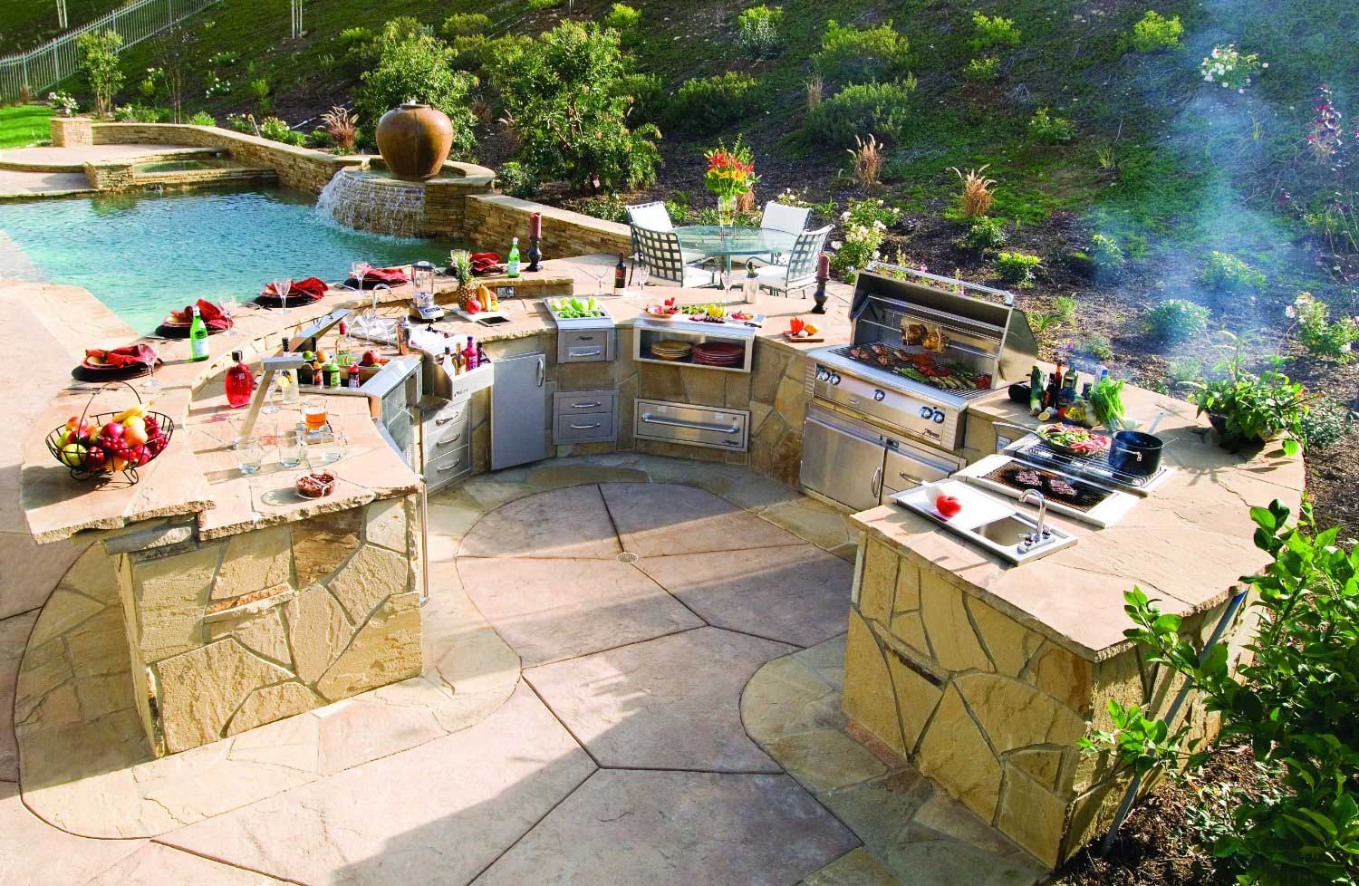 Luxury Outdoor Grills Reviewed What to Expect From Best
