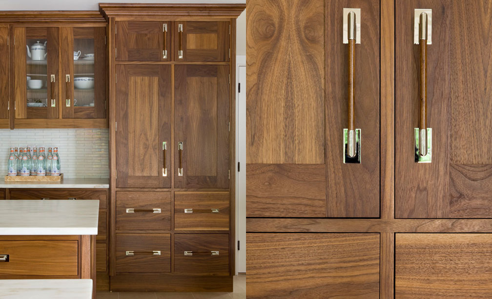 wood mode kitchen cabinets kitchens with granite countertops stain grade doors | cabinetry revuu
