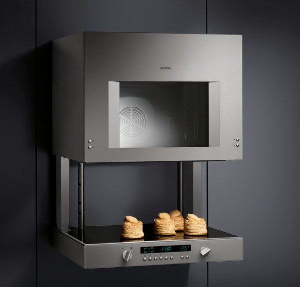 Wall Mounted Double Ovens Gas