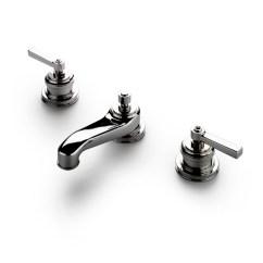 Low Profile Kitchen Faucet Contemporary Tables Deck Mount Bathroom Faucets Plumbing Revuu
