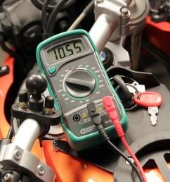 motorcycle charging system wiring diagram 12v [ 3456 x 5184 Pixel ]