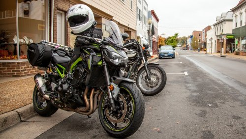 small resolution of video my top five naked bike modifications for touring