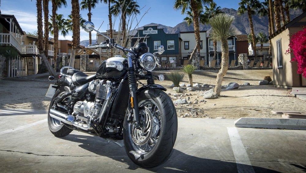 medium resolution of 2018 triumph bonneville speedmaster first ride review
