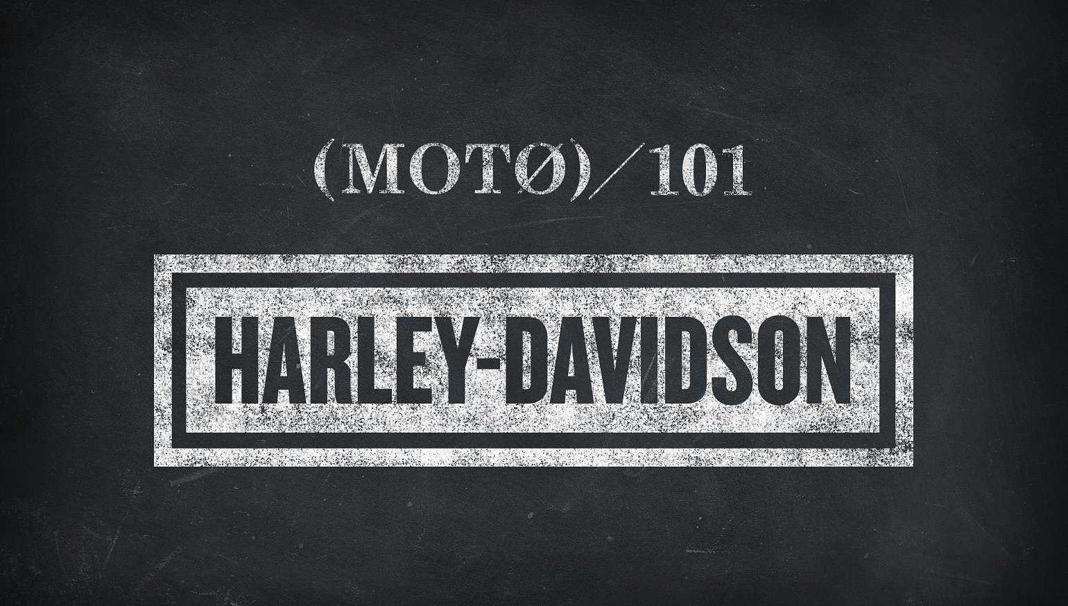 hight resolution of moto 101 learning your harley abcs