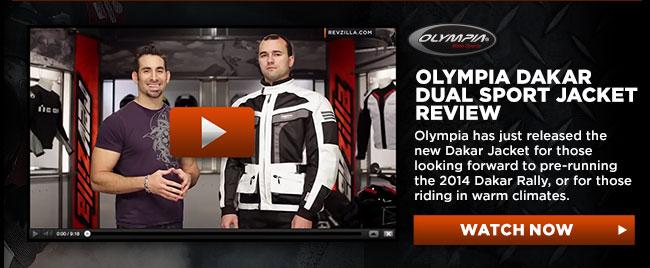 Olympia Dakar Dual Sport Jacket
