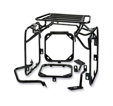 Moose Racing Expedition Luggage Rack System DR650 1996