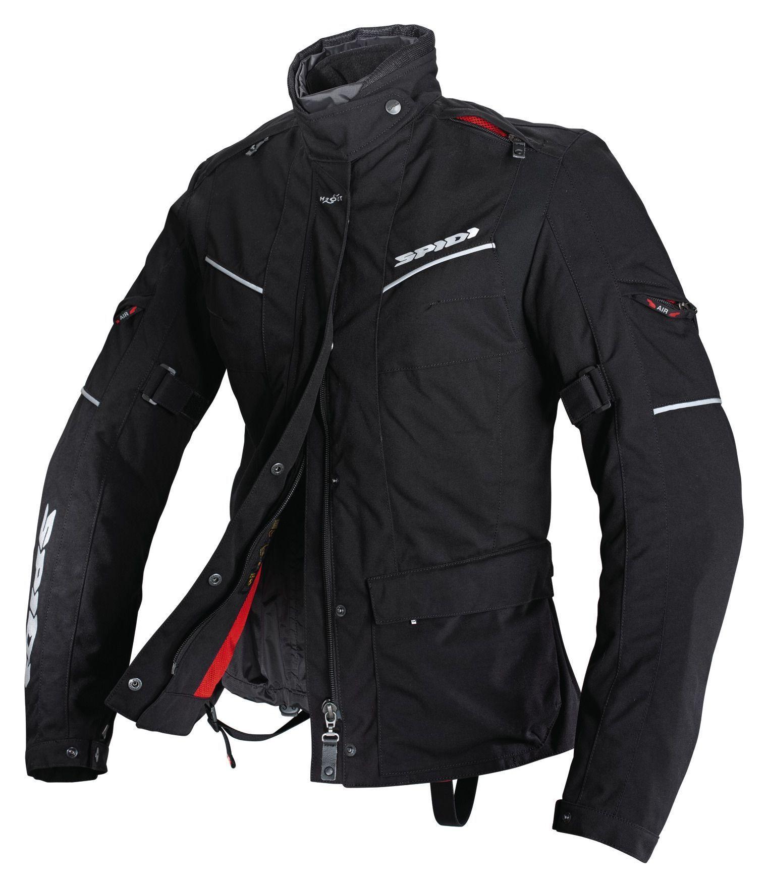 Spidi Venture H2OUT Womens Jacket RevZilla
