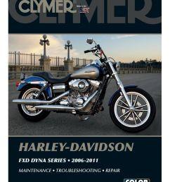 clymer manual harley davidson fxd dyna series 2006 2011 10 5 20 off revzilla [ 1010 x 1298 Pixel ]