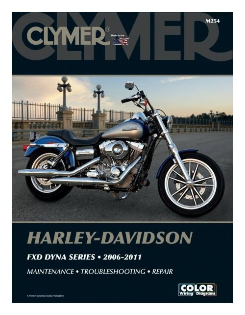 small resolution of clymer manual harley davidson fxd dyna series 2006 2011 10 5 20