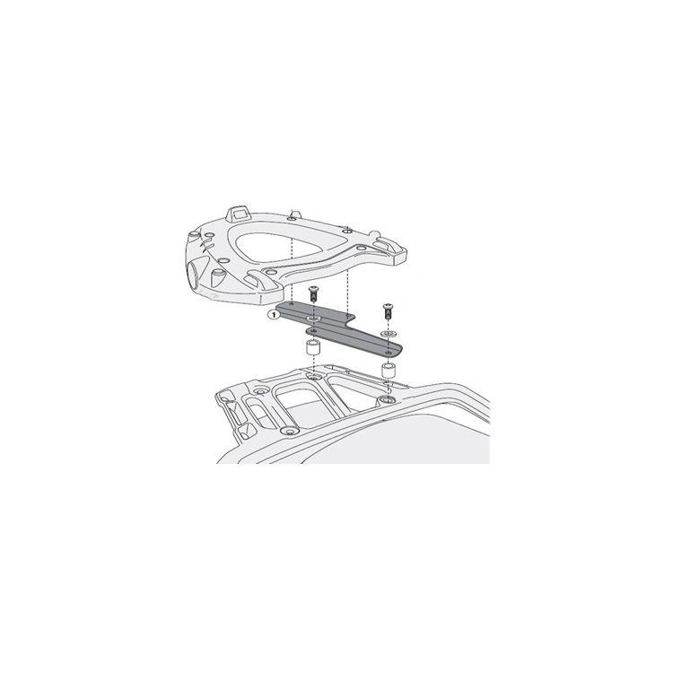 Givi Sr M Top Case Rack Yamaha Tmax Shad Honda Ctx Cycle
