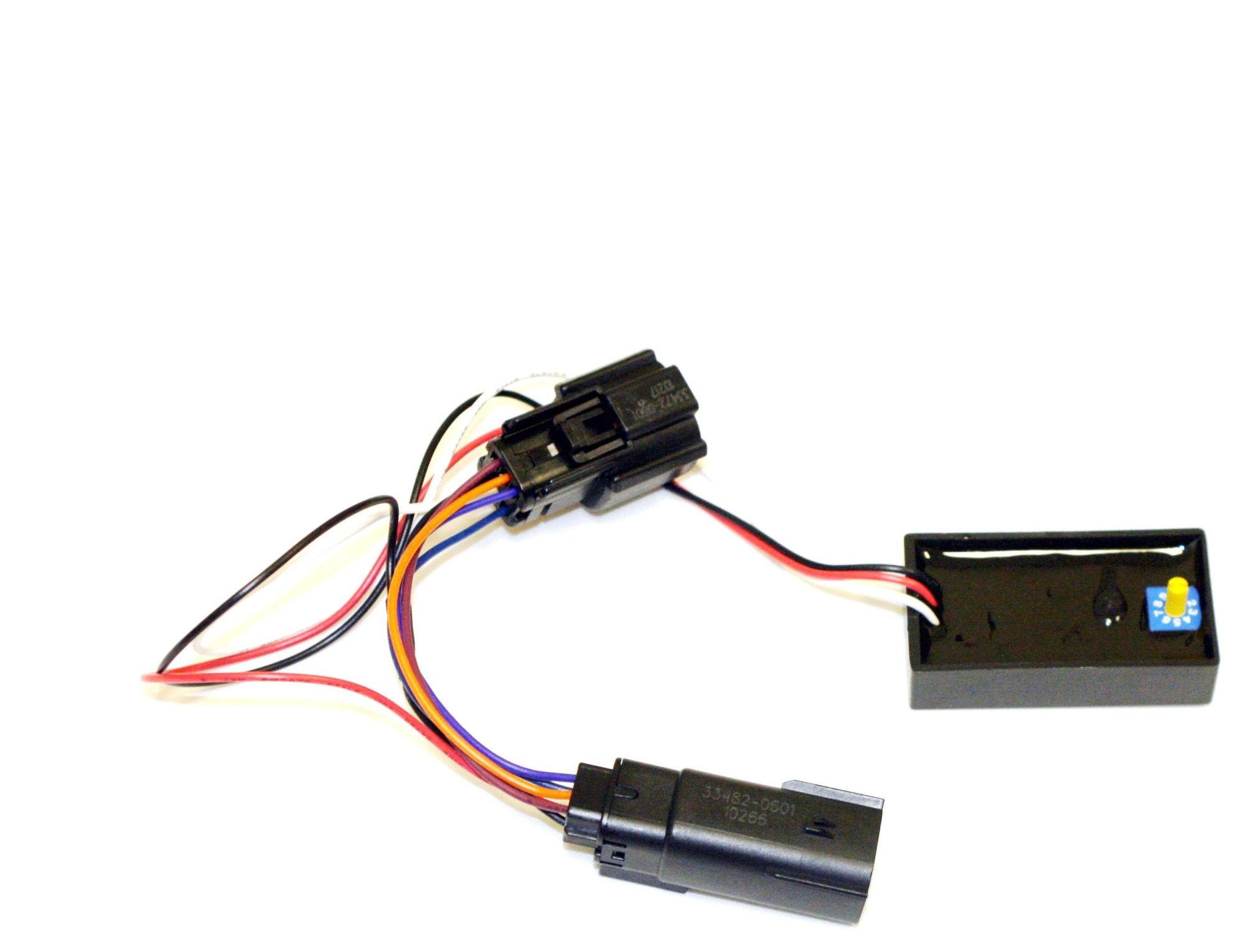 hight resolution of custom dynamics magic strobe brake light modulator for harley touring 2014 2019 revzilla