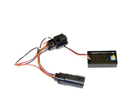 small resolution of custom dynamics magic strobe brake light modulator for harley touring 2014 2019 revzilla