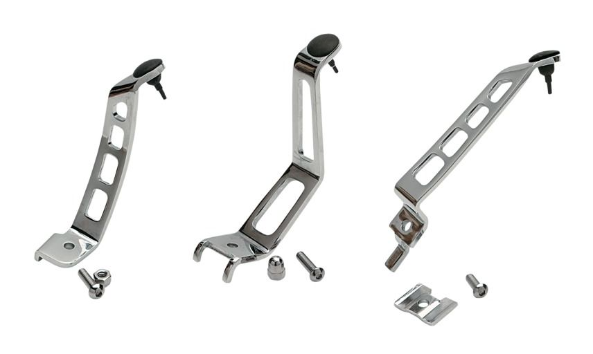 Drag Specialties Kickstand Extension For Harley Touring