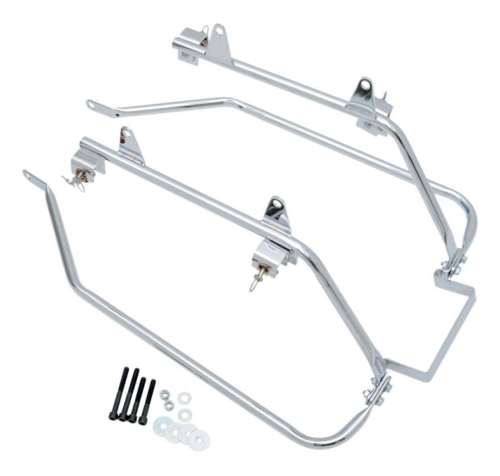 Cycle Visions Bagger Tail For Harley Softail 1986-2007