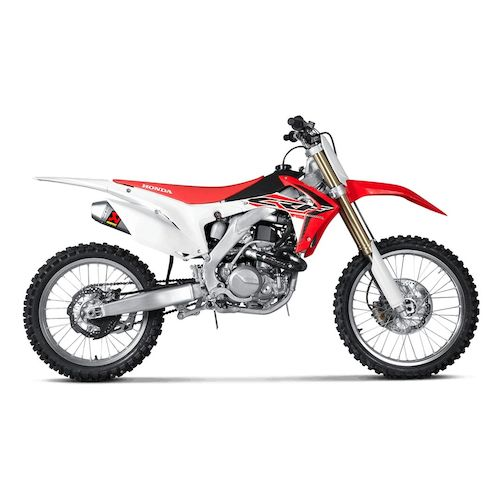 Akrapovic Evolution Exhaust System Honda CRF450R 2015-2016