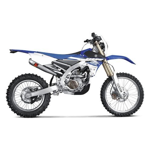 Akrapovic Off Road Racing Exhaust System Yamaha YZ250F