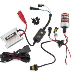 bike master hid headlight conversion kit 10 6 99 off revzilla bikemaster h4 hid kit wiring diagram [ 1064 x 981 Pixel ]