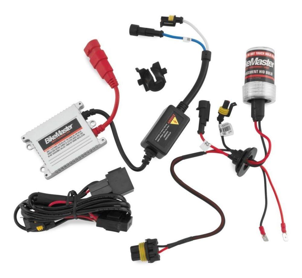medium resolution of bike master hid headlight conversion kit 10 6 99 off revzilla bikemaster h4 hid kit wiring diagram