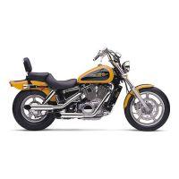 Cobra Classic Slashcut Exhaust Honda Shadow VT1100C Spirit ...