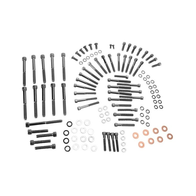 Drag Specialties Complete Motor Bolt Kit For Harley