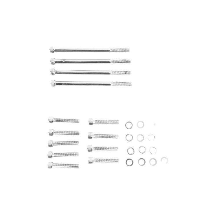 Drag Specialties Primary Cover Bolt Kit For Harley Softail