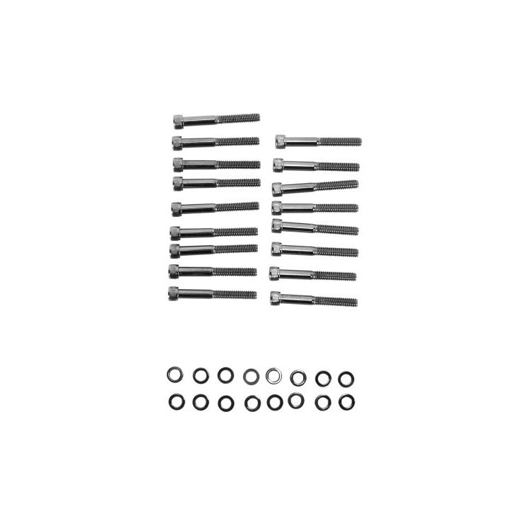 Drag Specialties Primary Cover Bolt Kit For Harley