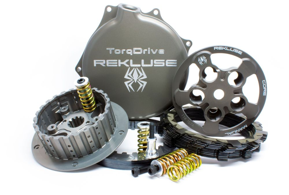 medium resolution of rekluse core manual torq drive clutch kit suzuki rmz 250 2007 2018 revzilla