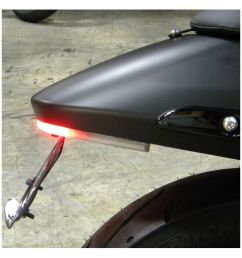 new rage cycles led fender eliminator for harley street 500 2015 2019 revzilla [ 1304 x 1298 Pixel ]