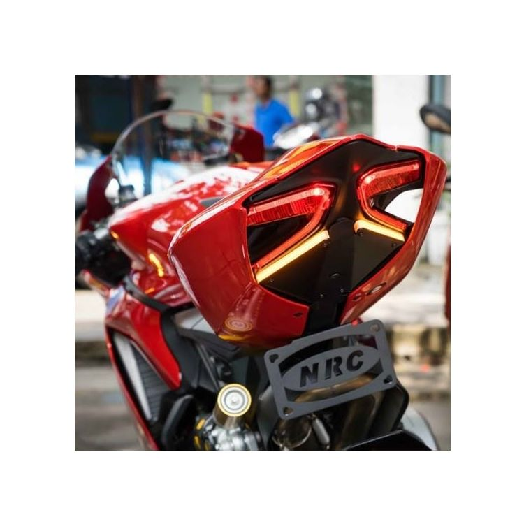 new rage cycles led fender eliminator ducati 1199 panigale - revzilla - ducati  panigale 1299 wiring