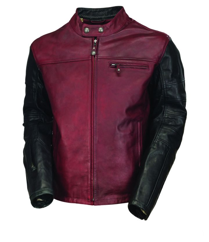 fc4bc0c3b9 Roland Sands Ronin 2 Tone Leather Jacket 20 124 00 Off Revzilla