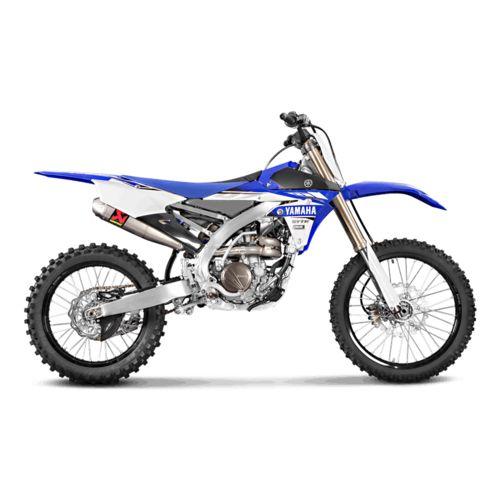 Akrapovic Evolution Exhaust System Yamaha YZ250F / YZ250FX