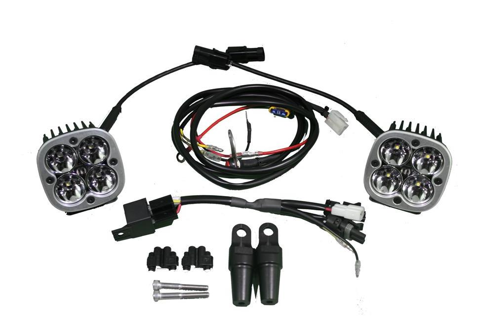 Baja Designs Squadron Sport LED Lighting Kit KTM 950 / 990