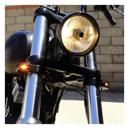 small resolution of joker machine led turn signals for harley forks 10 15 00 off revzilla