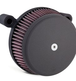 arlen ness smooth stage 1 big sucker air cleaner kit for harley 10 16 00 off revzilla [ 1047 x 959 Pixel ]
