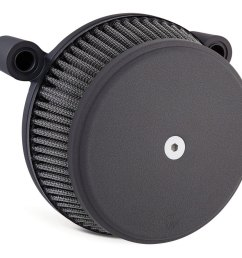 arlen ness smooth stage 1 big sucker air cleaner kit for harley 10 16 00 off revzilla [ 1003 x 888 Pixel ]