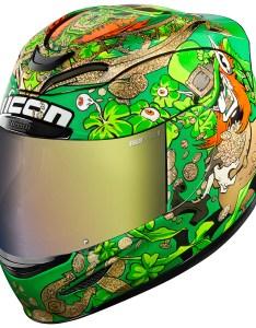 also icon airmada lepricon helmet revzilla rh