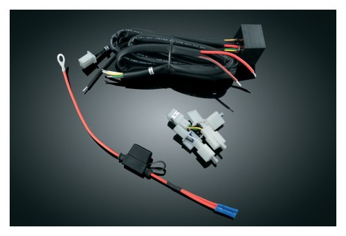 small resolution of kuryakyn plug and play trailer wiring relay harness for honda goldwing 10 9 20 off revzilla