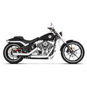 Rinehart Kick Backs Exhaust For Harley Softail 2007-2017