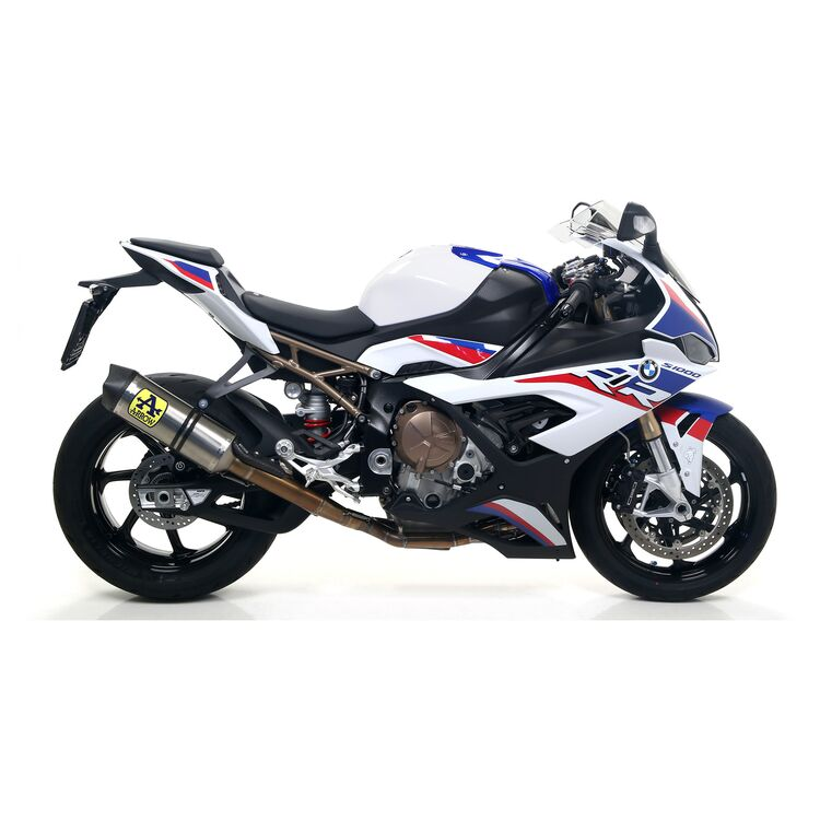 arrow competition exhaust system bmw s1000rr 2020 2021