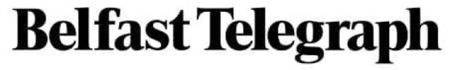 Logotipo de telegrafo de Belfast