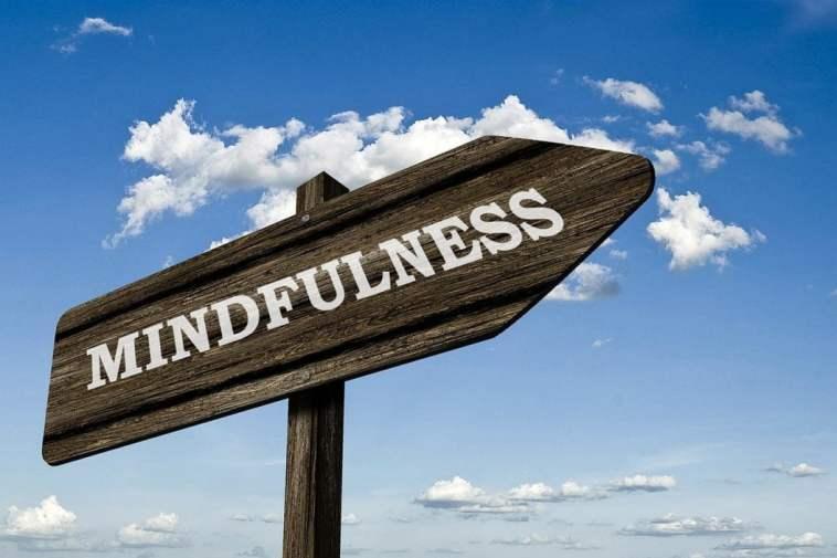 Mindfulness Sign
