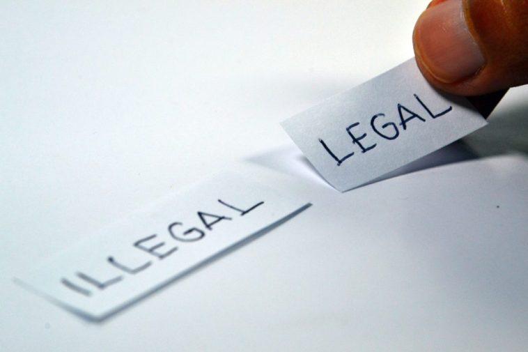 กฎหมายไม่ถูกต้อง