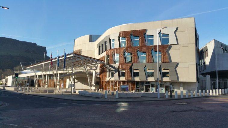 स्कटिश संसद सल्लाह